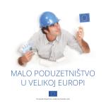 Malo poduzetništvo u velikoj europi