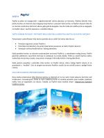 Page 1 ZAŠTO PayPal je jedan od najsigurnijih i najjednostavnijih
