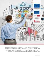 priručnik za pisanje prijedloga projekata i izrada biznis plana