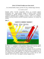 Zašto CO2 hladi Zemljinu površinu (draft) Dr. Gerhard Stehlik