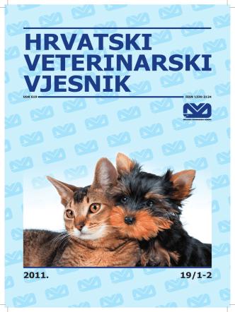 2011 - Hrvatska Veterinarska Komora