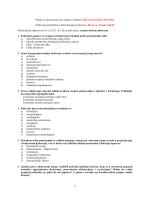 Pitanja za pismenu provjeru znanja iz kolegija: Etika u
