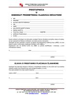 Pristupnica u SPVH - Sindikat prometnika vlakova Hrvatske