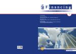 Rezime - Financing