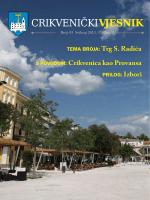vjesnik - Grad Crikvenica