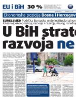 Ekonomska pozicija Bosne i Hercegovi