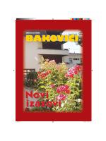 Godišnji bilten Zavoda Bakovići, br. 5 za 2011. godinu (PDF, 1,63 MB)