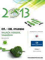 Letak - Energetski dani 2013