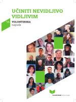 Dobitnici volonterskih nagrada 2006.-2013.