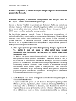 Intervju mr. Sabine Veladžić u listu Preporod od 1. oktobra 2011.