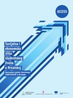Nacionalno izvješće istraživanja EUROSTUDENT za Hrvatsku (794