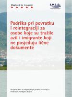 Podrška pri povratku i reintegraciji za osobe koje su tražile azil i