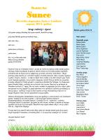 Školski list, ljeto 2014. godine