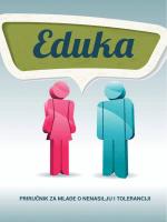 EduKa – priručnik za mlade o nenasilju i toleranciji