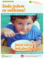 Sada jedem sa velikima! - Bundesministerium für Gesundheit