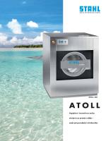 Uspješna i inovativna serija strojeva za pranje rublja – sada još