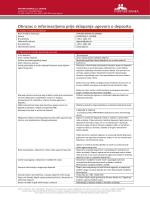 Obrazac o informacijama prije sklapanja ugovora o