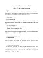 naputak za pisanje zavrsnog rada - Srednja elektrotehnička škola