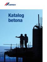 Pogledajte Katalog betona 2012.