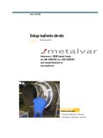 Iznajmljivanje opreme - Metalvar d.o.o. Zagreb