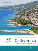 Image brošura Riviera Crikvenica