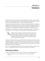Poglavlje 7 Strukture