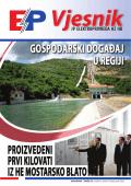 JP ELEKTROPRIVREDA HZ HB - Elektroprivreda HZHB Mostar