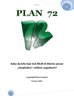 Plan 72 - Business Mlm Job