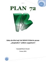 Plan 72 - Business Mlm Job