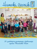 Humski vjesnik - Općina Breznički Hum
