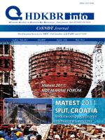 HDKBR Info 2011., broj 2