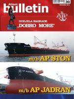 prosinac 2012. - Atlantska plovidba dd Dubrovnik