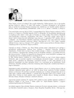 SJEĆANJE NA PROFESORA NIJAZA ŠUKRIĆA Nijaz Šukrić, četvrto