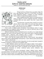 Župni listić – 13. NKG