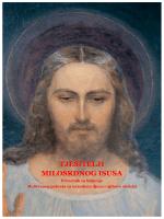 TJEŠITELJI MILOSRDNOG ISUSA