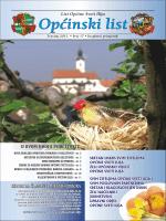 pregled - Općina Sveti Ilija