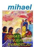 Mihael, listić Policijske kapelanije sv. Mihaela