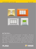 Katalog Vimar PLANA