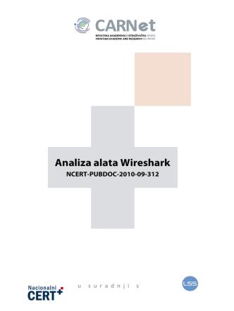 Analiza alata Wireshark