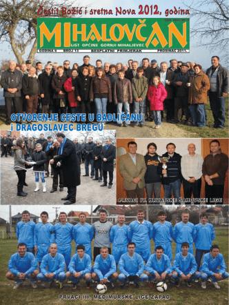 13_2011_Prosinac - Općina Gornji Mihaljevec