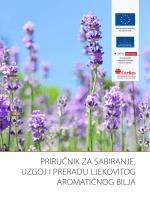Priručnik za sabiranje i uzgoj ljekovitog aromatičnog bilja