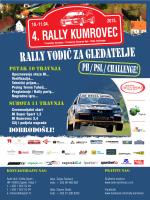 Rally vodič - 4. Rally Kumrovec 2015.