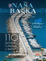 GODINA TURIZMA U BAŠKI - Turistička zajednica općine Baška
