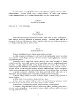 Zakon o zaštitu od buke (Sl. glasnik USK br. 6/13)