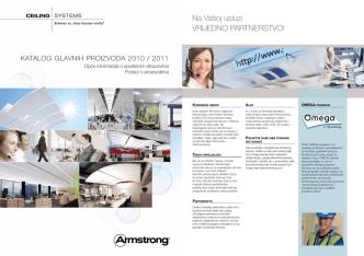 Armstrong katalog PDF