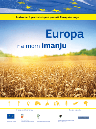 Bilten - Europa na mom imanju - Projekt Građanskih Prava Sisak