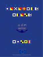 Pomorska škola Split, brošura