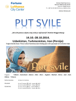 14.10.-28.10.2014. Uzbekistan, Turkmenistan, Iran