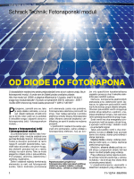 OD DIODE DO FOTONAPONA