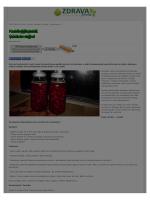 Kvas od cvekle – najbolji ruski recept za sve bolesti: Spašava i